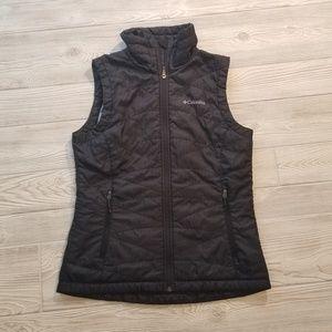 Columbia Omni Heat Vest Black